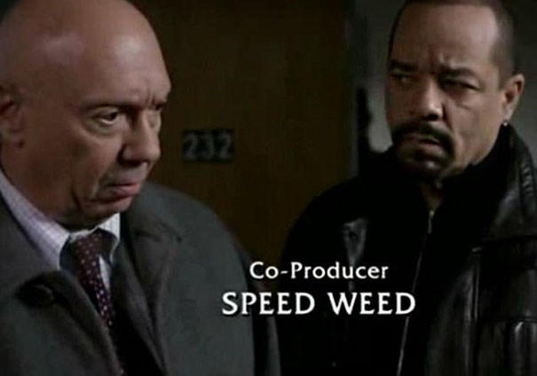 Movie - 232 Co-Producer SPEED WEED