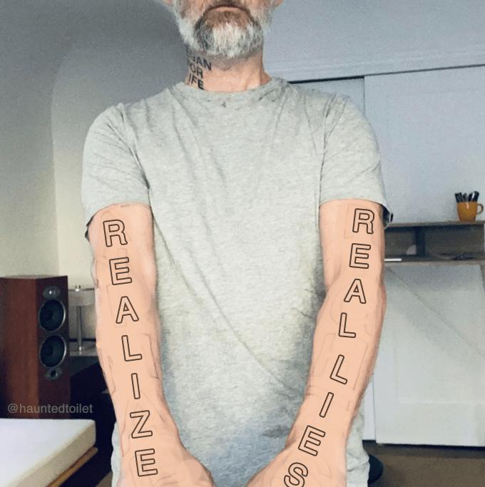 Tattoo - @hauntedtoilet EALI- ES EALINW