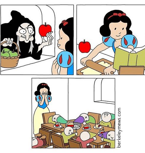 Cartoon - berkeleymews. woo OT
