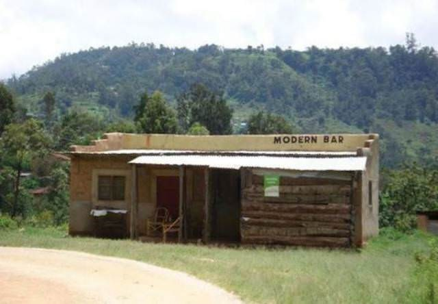 Property - MODERN BAR