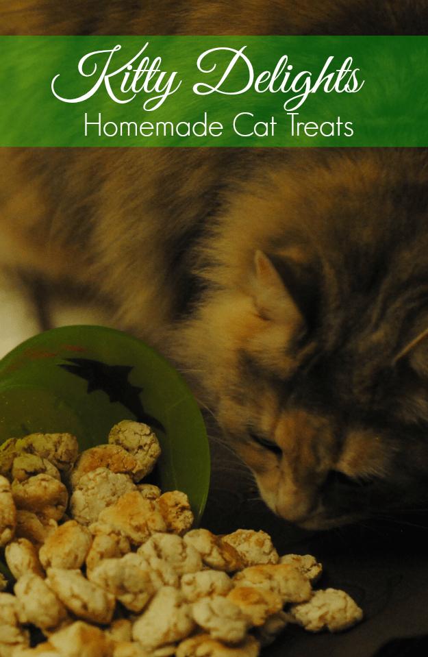 Food - Kitty Delights Homemade Cat Treats