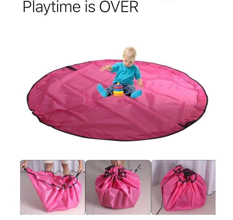Pink - Playtime is OVER