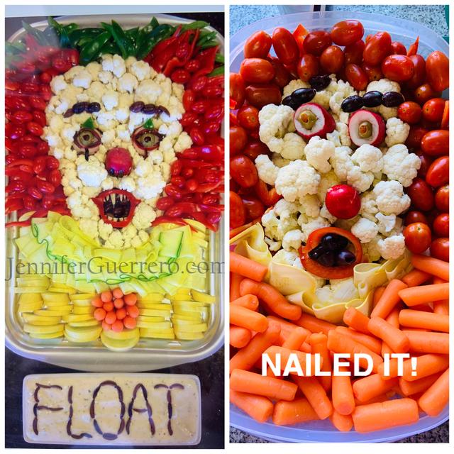 Text - Food - JenniferGuerrero.com NAILED IT! FLOAT