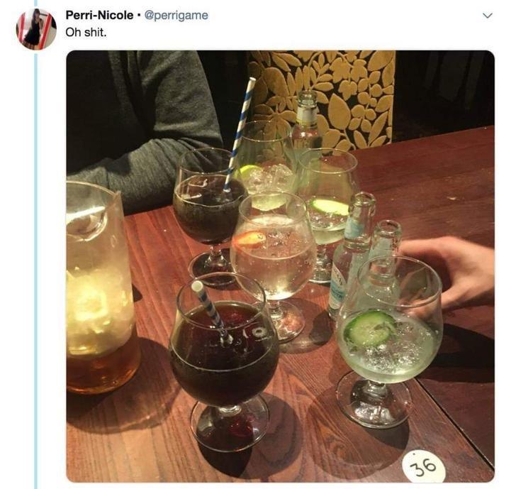 Glass - Perri-Nicole @perrigame Oh shit. 36