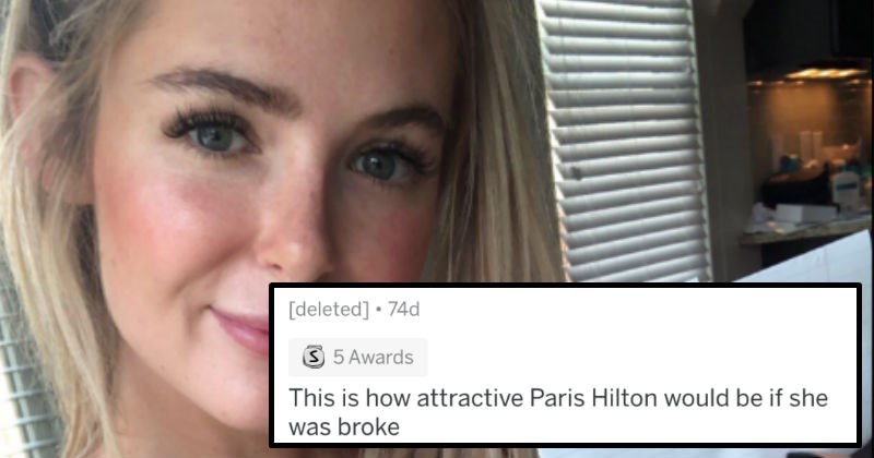 Girl asks to get ruined, and proceeds to get roasted hard by Redditors.