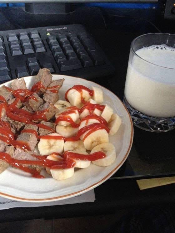 Food - Microsot ege/delau