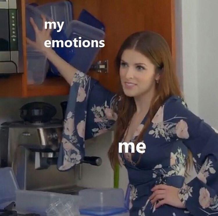 Skin - my emotions me