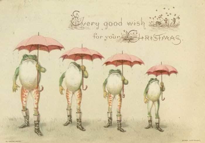 Umbrella - ery good wish i you RSTMAS AINLH
