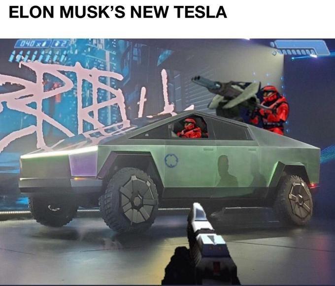Vehicle - ELON MUSK'S NEW TESLA 040x