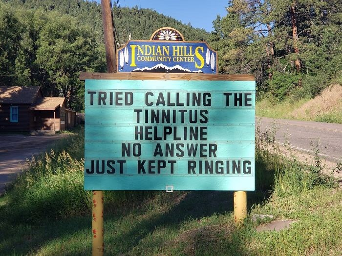 Nature reserve - TNDIAN HILL TRIED CALLING THE TINNITUS HELPLINE NO ANSWER JUST KEPT RINGING