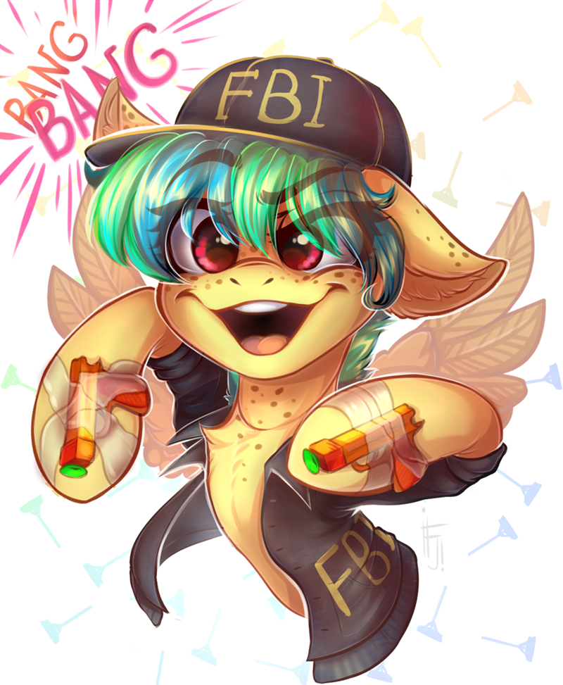 FBI OC apogee falafel jake - 9393425408