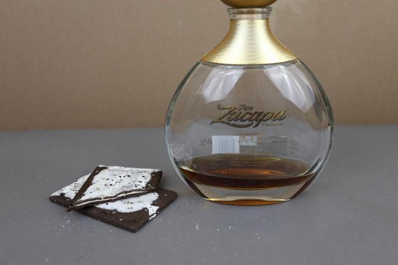 Glass bottle - Riucagpu 32-A