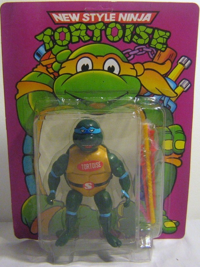 Toy - NEW STYLE NINJA SORTOUS TORTOISE