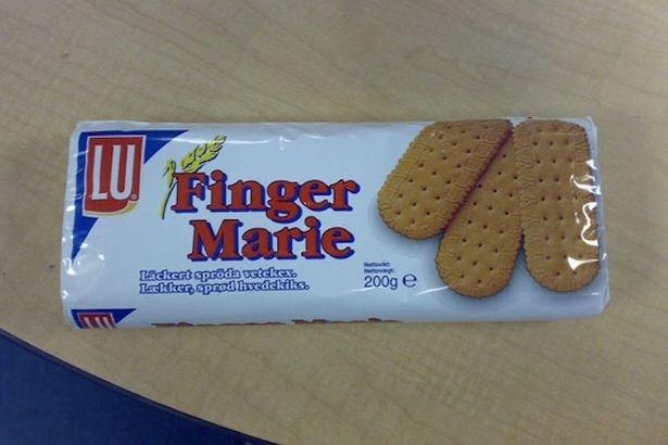 Food - LU Finger Marie Nwat Netiovagh 1ckert sproda vetekex. Bec kker spred hedckiks 200g e