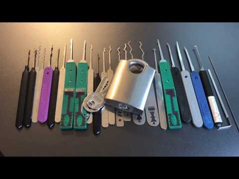 Lockpicking Lawyer shows us how easy it is to unlock one of the more popular lock models right now with every tool at his disposal