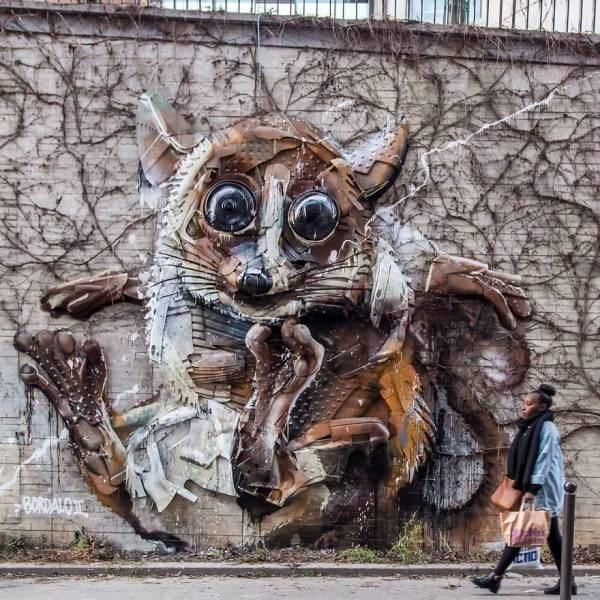 Street art - BORDALOT