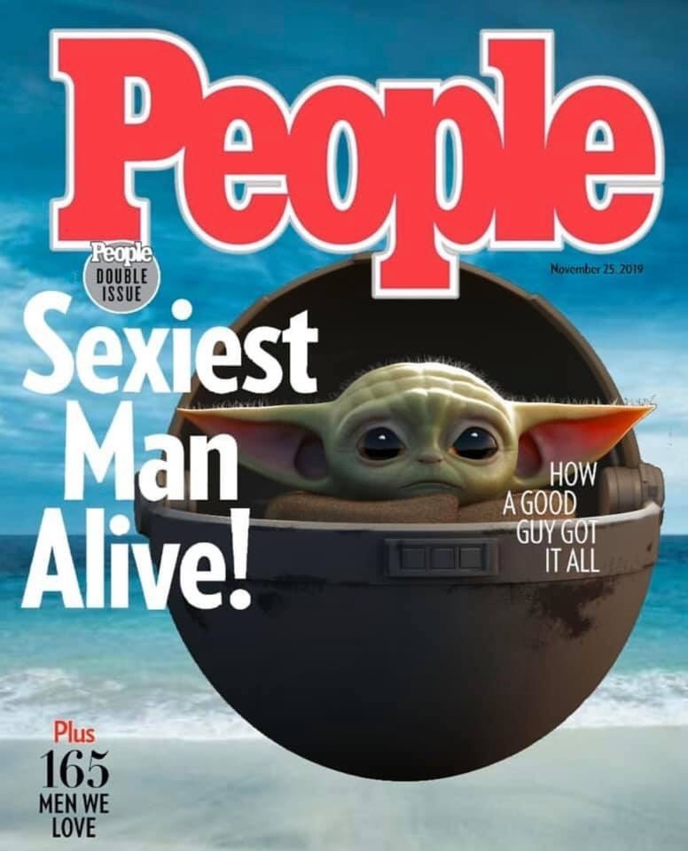 Games - People November 25 2019 DOUBLE ISSUE Sexiest ManCe Alive! HOW A GOOD GUY GOT IT ALL Plus 165 MEN WE LOVE