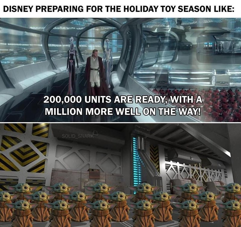 Metal - DISNEY PREPARING FOR THE HOLIDAY TOY SEASON LIKE: 200,000 UNITS ARE READY, WITH A MILLION MORE WELL ON THE WAY! SOLID SNARK