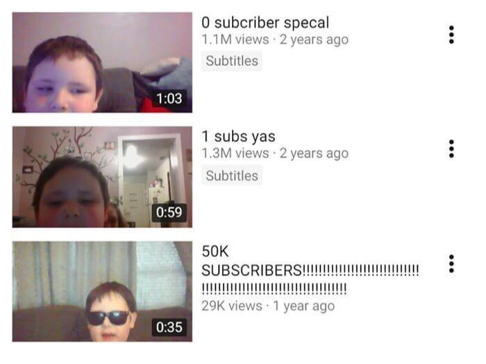 Face - 0 subcriber specal 1.1M views 2 years ago Subtitles 1:03 1 subs yas 1.3M views 2 years ago Subtitles 0:59 50K SUBSCRIBERS!!!!! 29K views 1 year ago 0:35