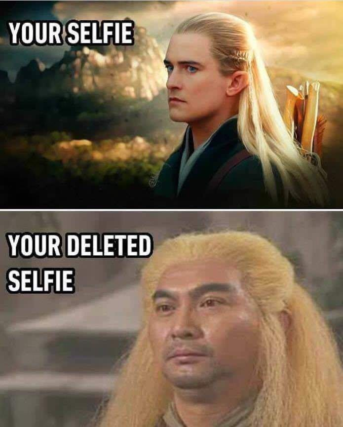 Hair - YOUR SELFIE YOUR DELETED SELFIE