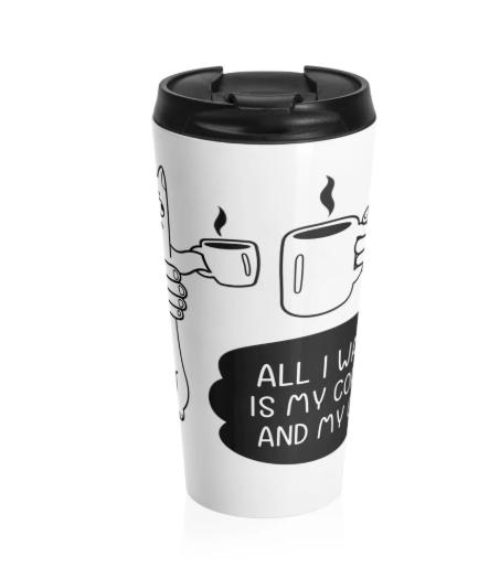 Mug - ALL IW AND