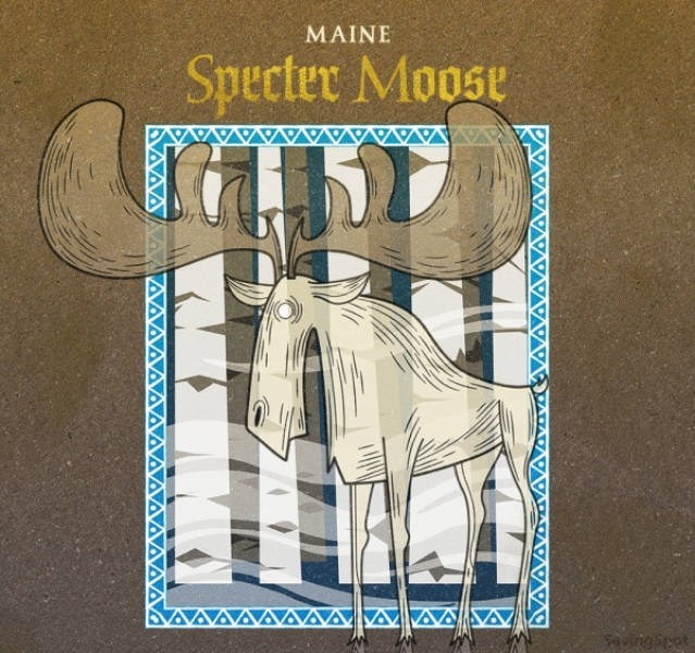 Text - MAINE Specter Moose AA uingipet