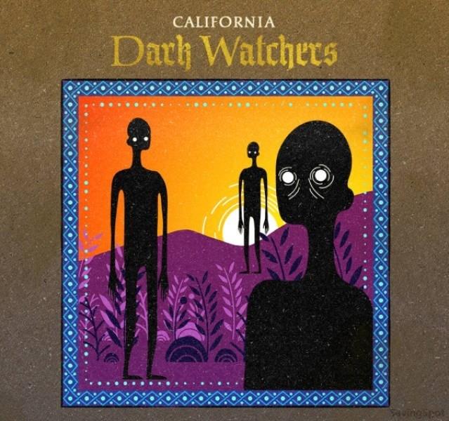 Text - CALIFORNIA Darh Walchers aumgipet