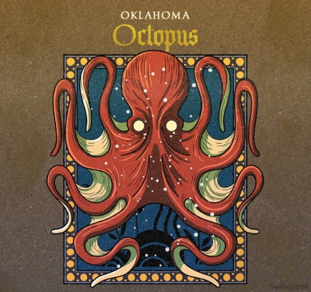 Octopus - OKLAHOMA Octopus uingipet