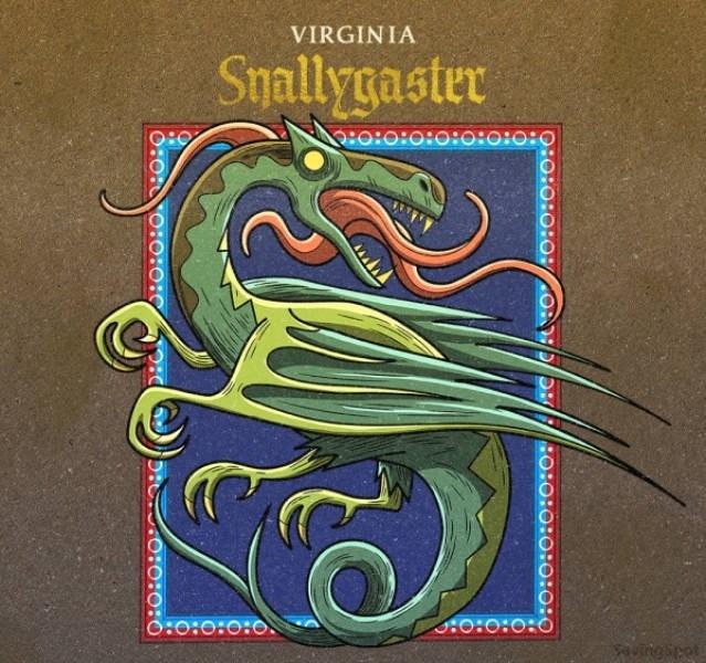 Serpent - VIRGINIA Snallygaster 0:0:0:0:0 O:O:0:0 uingipot