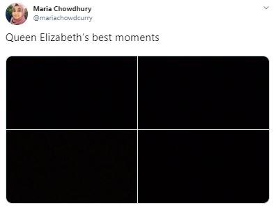 Product - Maria Chowdhury @mariachowdcurry Queen Elizabeth's best moments