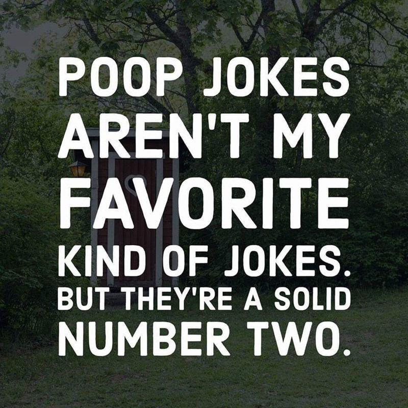 Font - POOP JOKES AREN'T MY FAVORITE KIND OF JOKES BUT THEY'RE A SOLID NUMBER TWO.