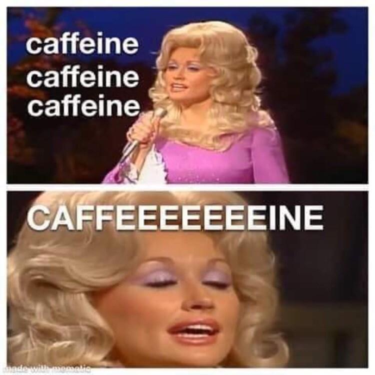 Hair - caffeine caffeine caffeine CAFFEEEEEEEINE ade wih meaalis