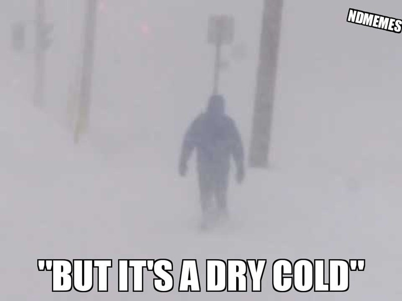 """Blizzard - NDMEMES """"BUT IT'S ADRY COLD"""""""