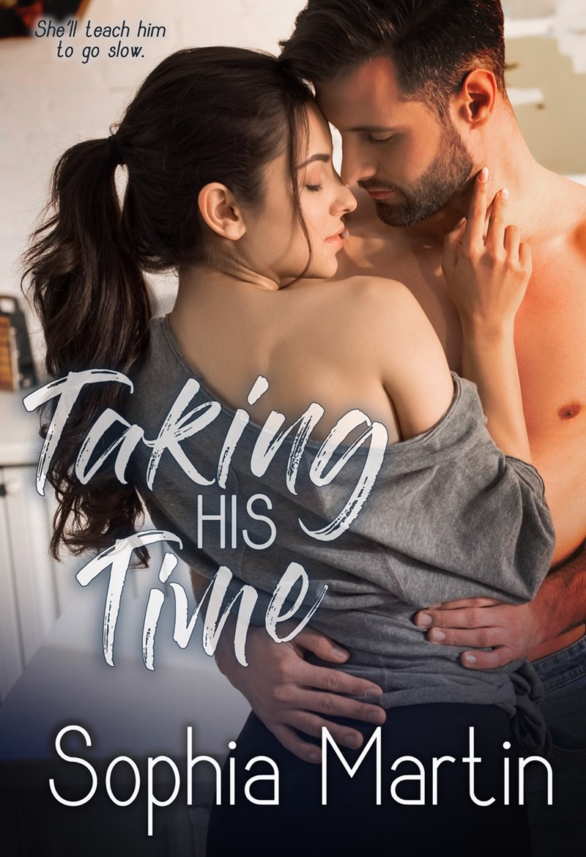 Romance - She 'll teach him slow to go Taking HIS Sophia Martin