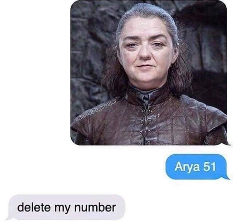 Skin - adam the.creator Arya 51 delete my number