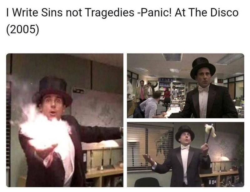 Snapshot - I Write Sins not Tragedies -Panic! At The Disco (2005)