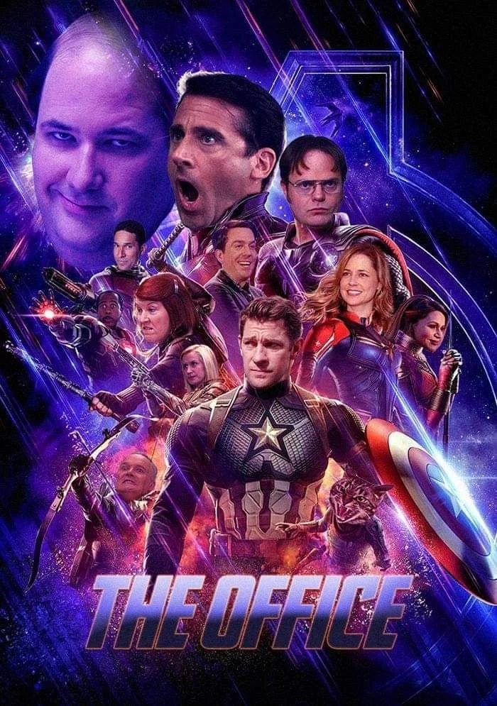 Movie - THE OFRICE Boccegpre