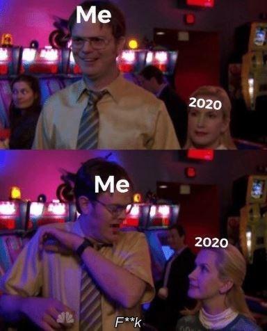 Games - Me 2020 Me 2020 F**k