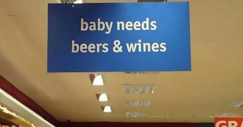 Funny signs and bad design fails.