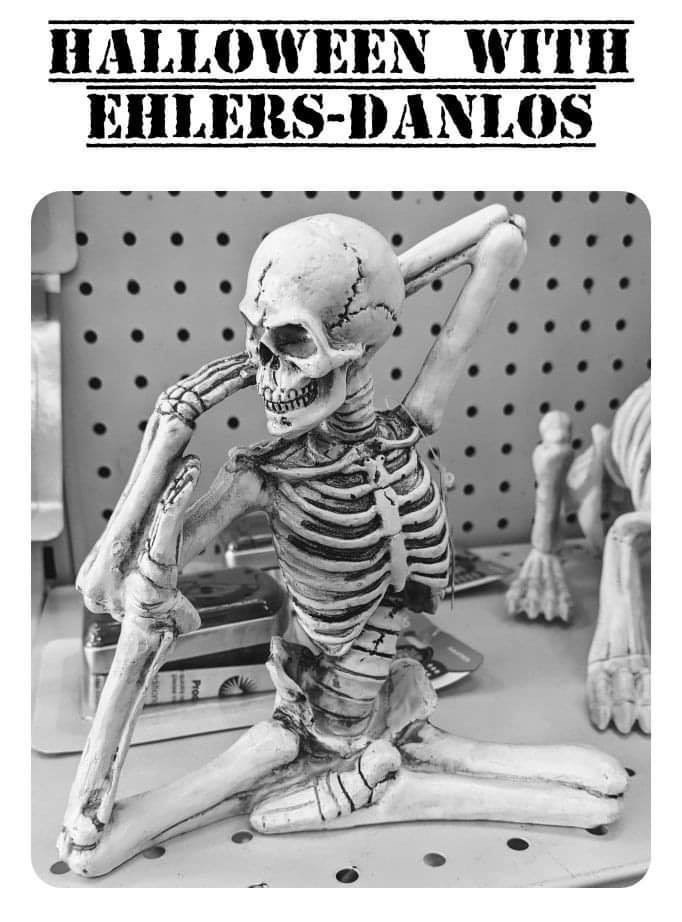 Skeleton - HALLOWEEN WITH EHLERS-DANLOS