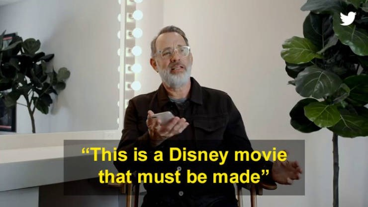 """Houseplant - """"This is a Disney movie that must be made"""""""