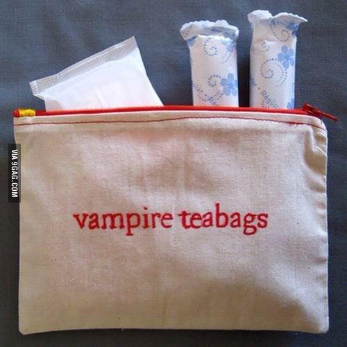 Bag - vampire teabags Reguli VIA 9GAG.COM