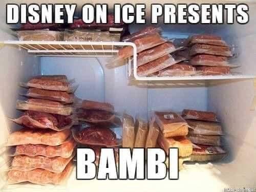 Food - DISNEY ON ICE PRESENTS BAMBI