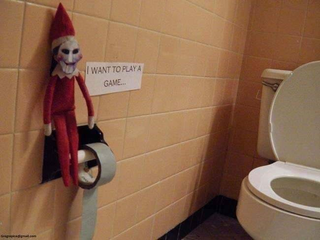 Toilet - I WANT TO PLAY A GAME. Gegrapicegma.com