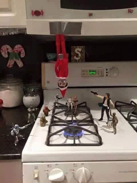 Gas stove - Ho