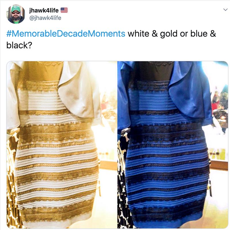 Clothing - jhawk4life @jhawk4life #MemorableDecadeMoments white & gold or blue & black?