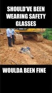 Soil - SHOULD'VE BEEN WEARING SAFETY GLASSES WOULDA BEEN FINE