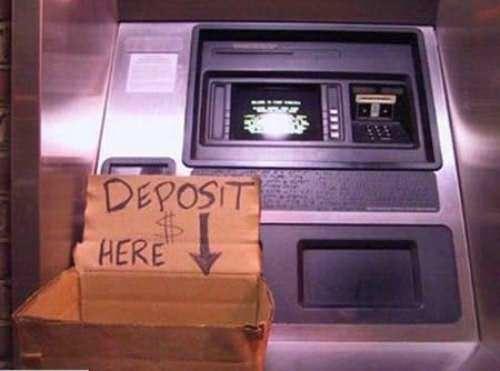 Electronics - DEPOSIT HERE