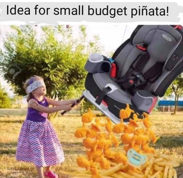 Product - Idea for small budget piñata! BB