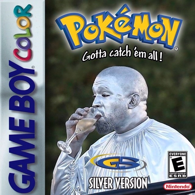 Technology - Gotta catch ém all o EVERYONE CONTENT RATED BY ESRB SILVER VERSION Nintendo GAME BOY COLOR